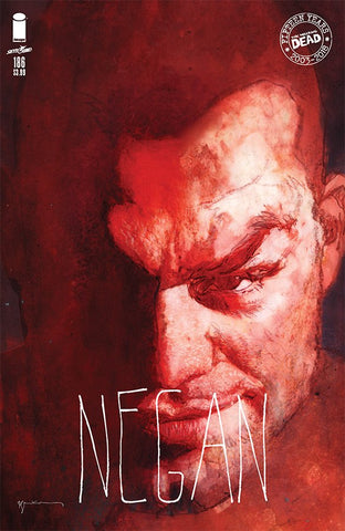 The Walking Dead #186 Cover B 15th Annv Variant Sienkiewicz. Coming in Dec !! Pre-Order Now...