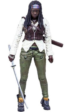 The Walking Dead TV Series 7 Michonne Action Figure  * NIB *
