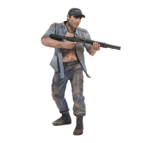 The Walking Dead TV Shane Walsh with Baseball Cap Action Figure New  *