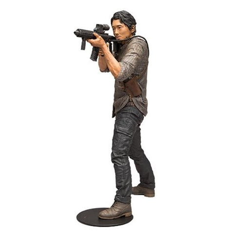The Walking Dead Glenn 10-Inch Deluxe Action Figure  * NIB * Nov-09-2016