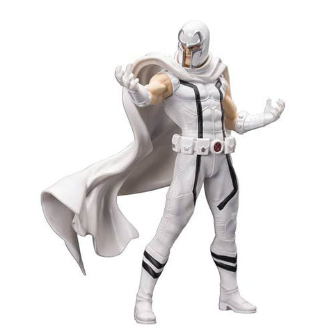 X-Men Marvel Now Magneto White Costume ArtFX+ 1:10 Scale Statue -  * NIB *