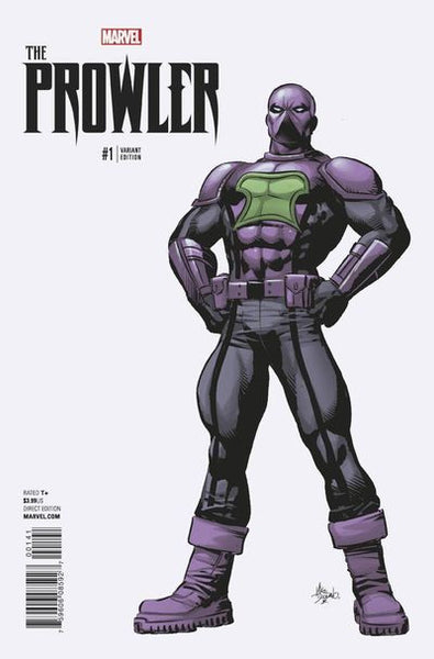 Prowler #1 (  Deodato TeaserCover Edition) *NM* !!!! Pre-Order Coming 10/26/16