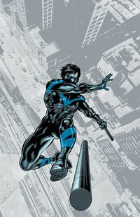 Nightwing  # 51 Foil * NM* !!!!