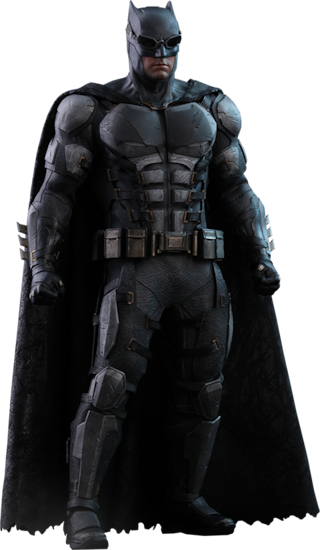 Batman (Tactical Batsuit Version) Sixth Scale Figure by Hot Toys..P/O Ben Affleck