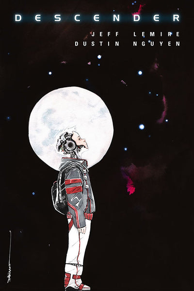 Image Comics (2015) Descender # 1 Cover A  NM First Print, Movie Coming Soon