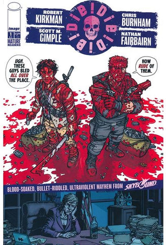 Die ! Die ! Die ! # 1  * NM* !!!!  Bubble Random Cover....