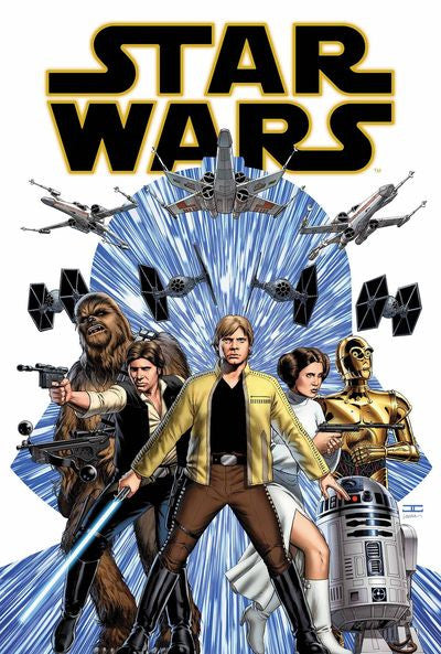 Marvel Comics (2015) Star Wars # 1 Regular