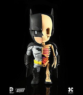 Batman XXRAY 4-Inch Vinyl Figure. OUT OF STOCK  !!!!