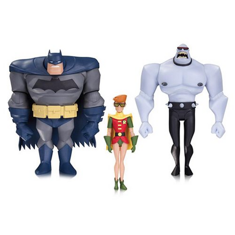 Batman: Tales of the Dark Knight Action Figure 3-Pack  *NIB * Pre-Order March -2017