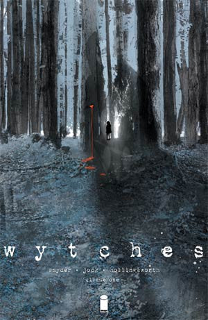 Wytches  #1 Jock Cover !!!   * Movie Coming  *