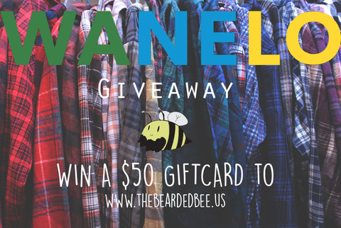 The Bearded Bee Wanelo Giveaway