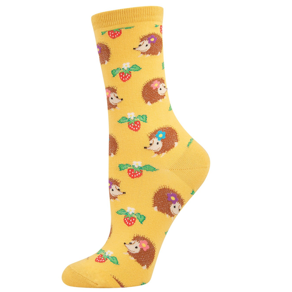 Cute Hedgehog Socks