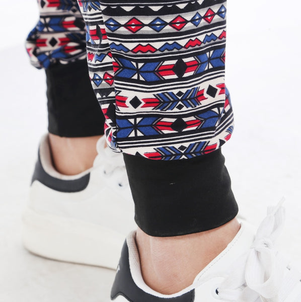 Casual Ethnic Jogger Pants