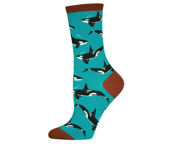 Killer Whale Socks