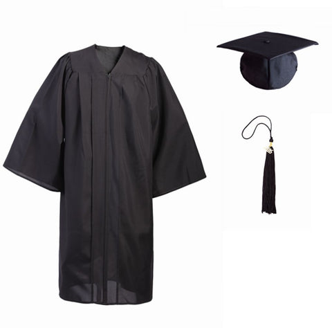 Bachelor's Cap & Gown 2016