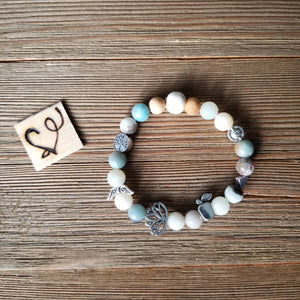 FOCUS Gemstone Diffuser Bracelet // Free shipping and Free Waterproof FOCUS Sticker