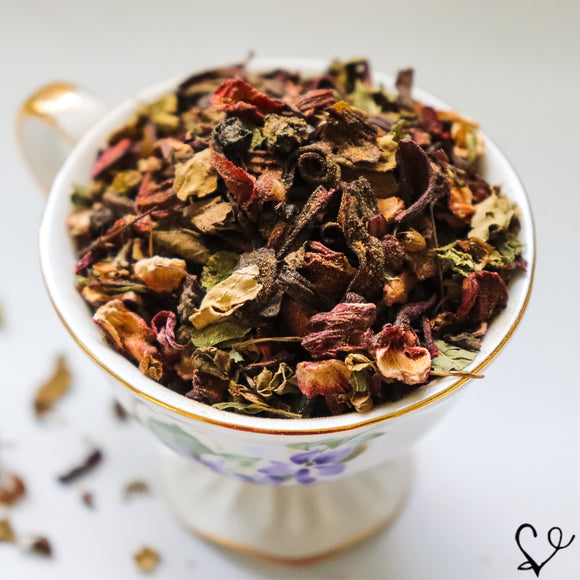Trivium Herbal Tea Blend // QuaraCare Collection