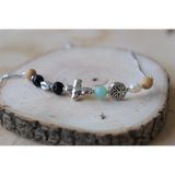 Gospel Slider Essential Oil Diffuser Bracelet