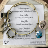 The 5 Solas Essential Oil Diffuser Bracelet-- FREE SHIPPING