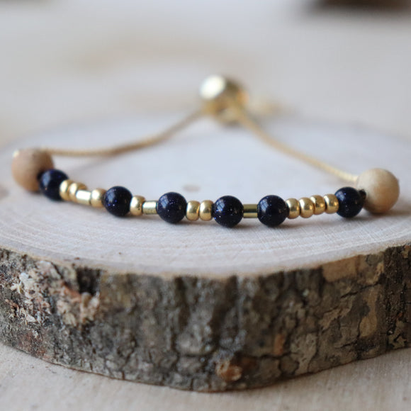 Faith Slider Essential Oil Diffuser Bracelet//Daught & Dash Collection
