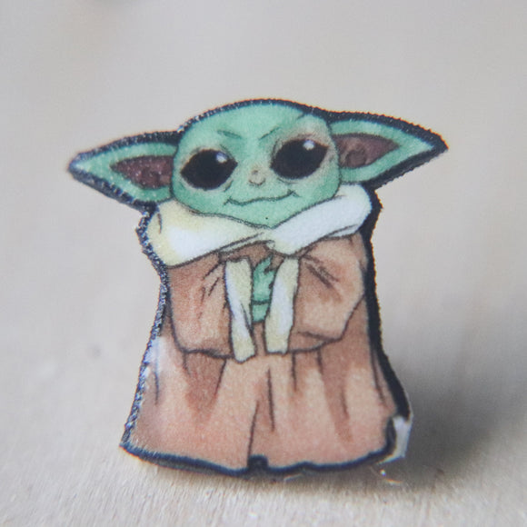 The Child Lapel Pin
