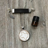 ADD ON Leather Extender for Necklaces