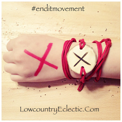 BENEFITS Enditmovement.com // X Essential Oil Diffuser Bracelet Made with Organic Wood