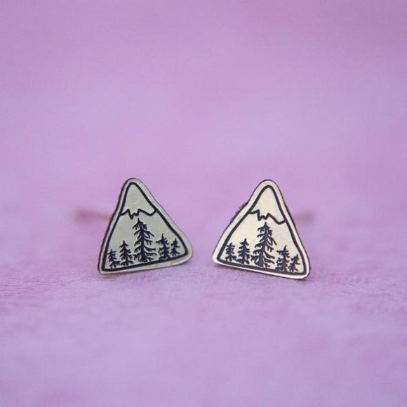 John Muir Inspired Earrings // The Gumball Jackpot Collection