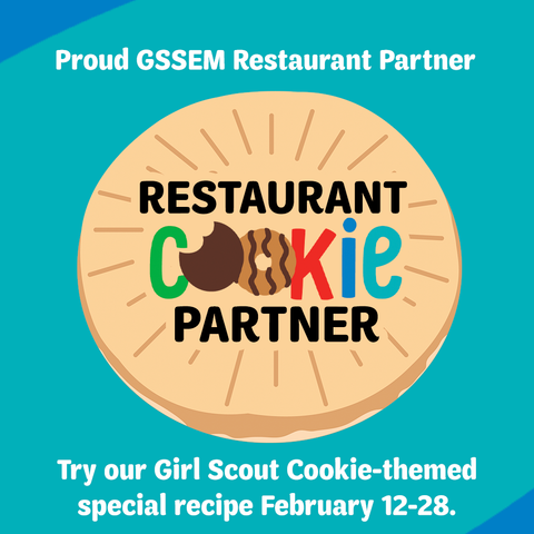 Girl Scouts of South Eastern Michigan Restaurant Partner