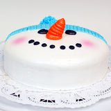 Frosty Cake - The Home Bakery