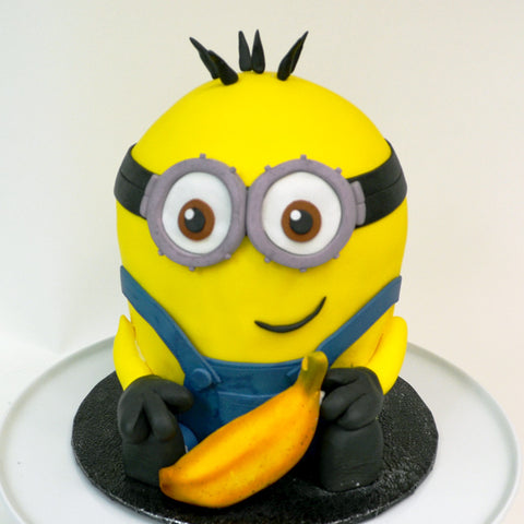 Sculpted Bob Cake