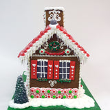 Gingerbread House - Small