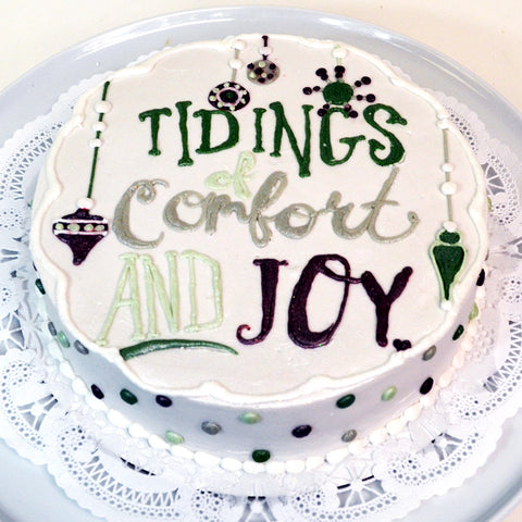 Good Tidings Cake