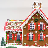 Gingerbread House - Large