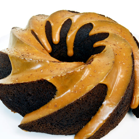 Spiced Gingerbread Bundt Cake