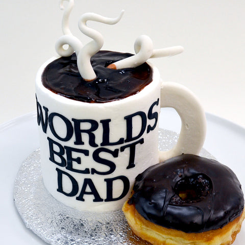 World's Best Dad Cake