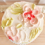 Butter Blossoms Cake