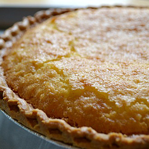Chess Pie - The Home Bakery