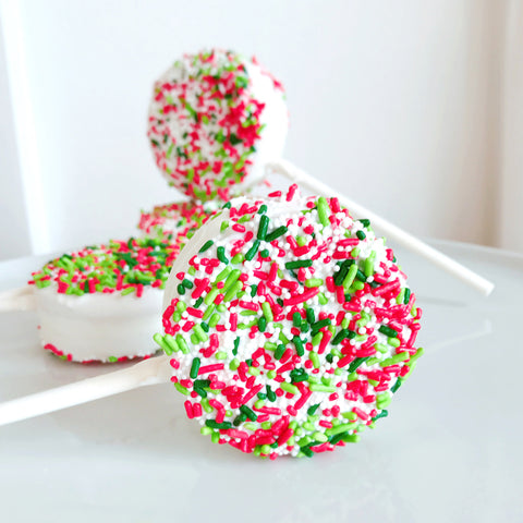 Cookie Pops - Christmas