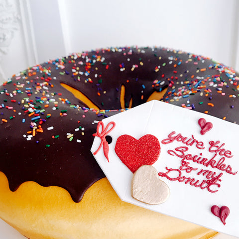 Donut You Want Me Cake