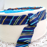 Father's Day Necktie Cake - The Home Bakery