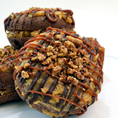 German Chocolate HomeNut - The Home Bakery