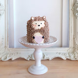 Henry Hedgehog Cake