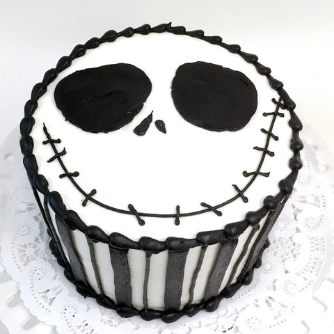 Jack Skellington Cake - The Home Bakery
