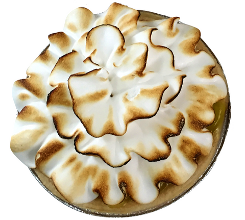Lemon Meringue Mini Pie