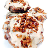 Brown Butter-Maple Glazed Bacon Apple HomeNut - The Home Bakery