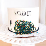 Nailed It! Cake