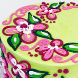 Cheery and Bright Cake - The Home Bakery