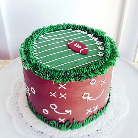 Playbook Cake