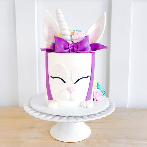 Rabbicorn Cake